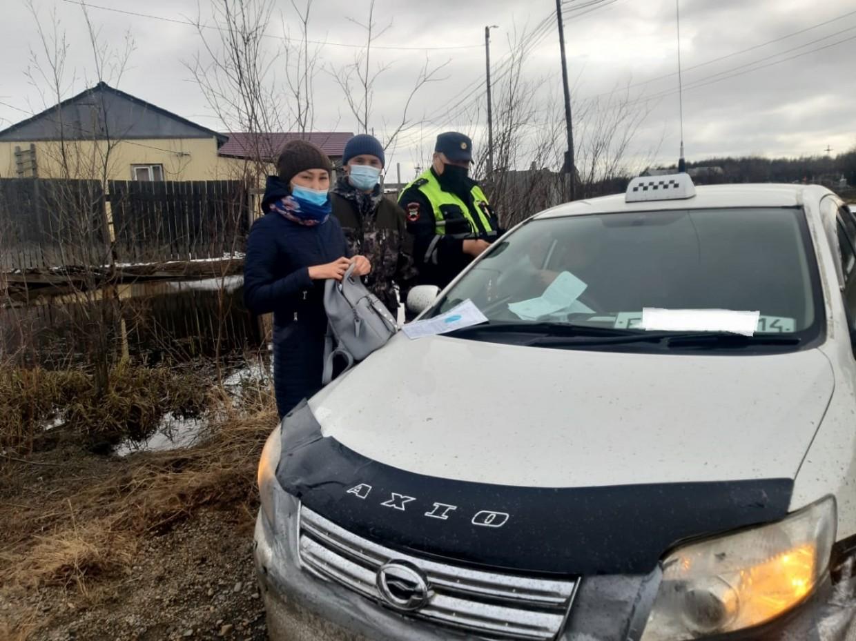 Минтранс и Госавтоинспекция проверили таксистов