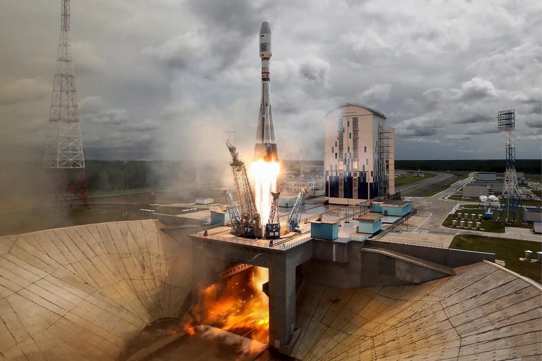 МЧС предупредилоо запуске ракеты