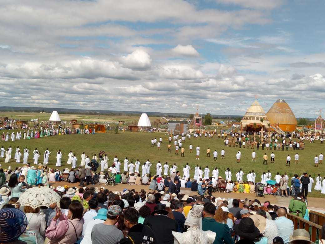 Ысыах Туймаады‑2021 в Якутске может пройти в дистанционном формате