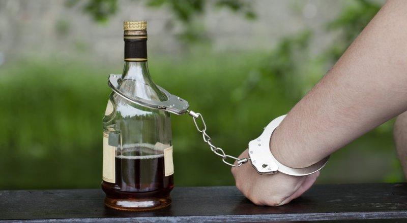 Увеличилось количество преступлений, совершенных в состоянии алкогольного опьянения