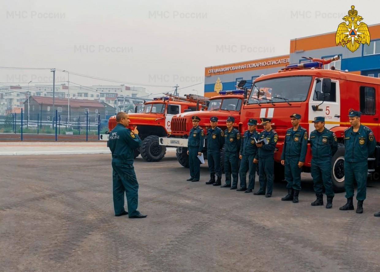 В Горном улусе меняют стратегию тушения лесных пожаров