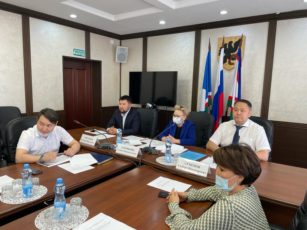 В Якутске обсудили вопросы территориального развития