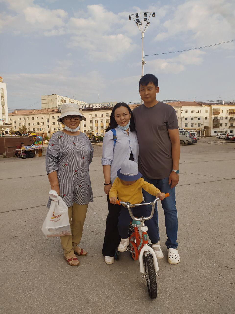 Прогулка по Якутску