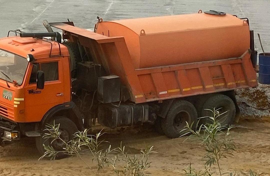 Окружной администрацией Якутска передана техника для тушения лесных пожаров в Горном улусе