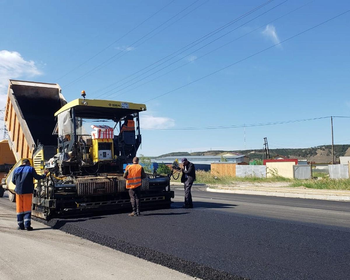В Минтрансе Якутии отметили высокие показатели дорожных работ в Якутске