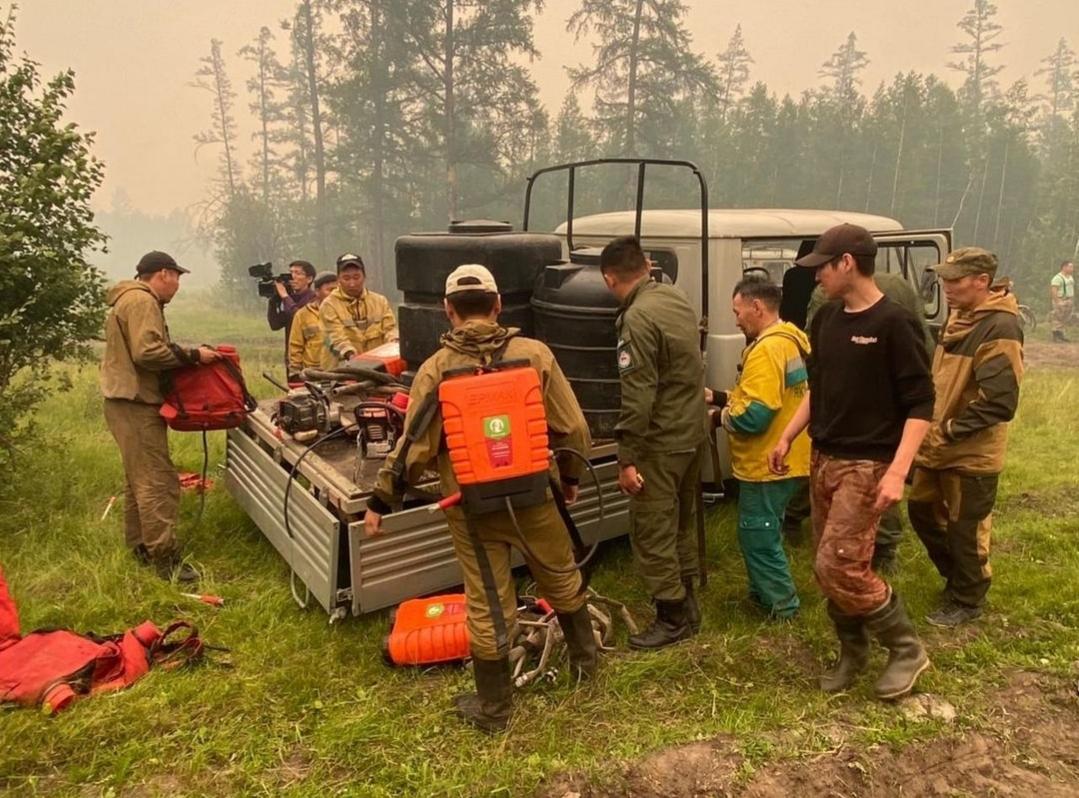 Евгений Григорьев: «Администрация города Якутска помогает Горному улусу»