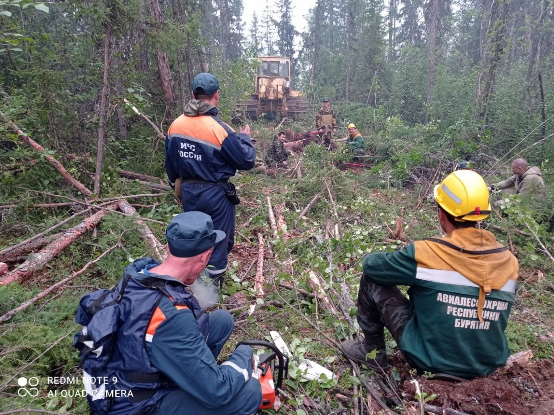 В Якутии действуют 205 природных пожаров, 27 ликвидировано за сутки