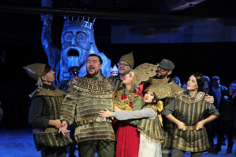 Театр из Якутии занял первое место в конкурсе «Полюс. Золотой сезон»