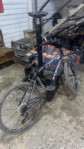 В Якутске задержан мужчина, подозреваемый в краже велосипеда