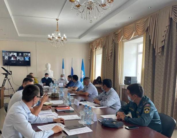 Прокурор Якутии посетил Намский район