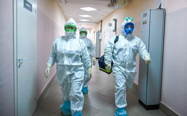 В Якутске выявлено 50 новых случаев COVID-19
