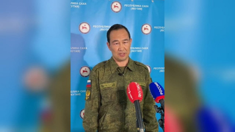 Глава Якутии провел брифинг: задымленность в Якутске — следствие встречного отжига в Горном и Намском улусах