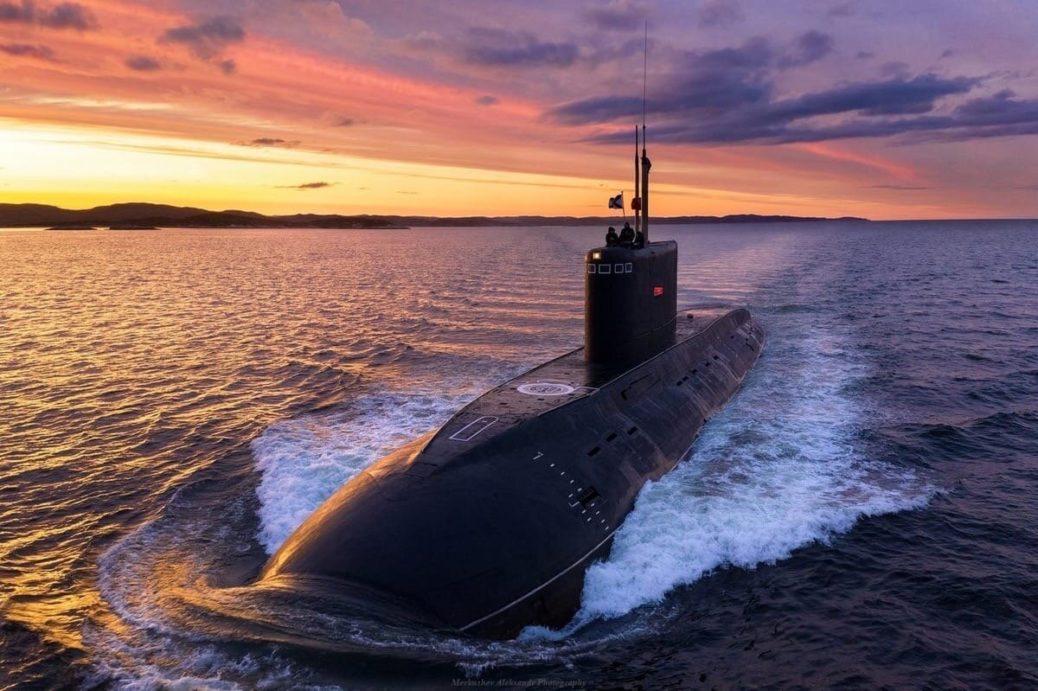 Одна из строящихся подлодок для ВМФ будет названа «Якутск»