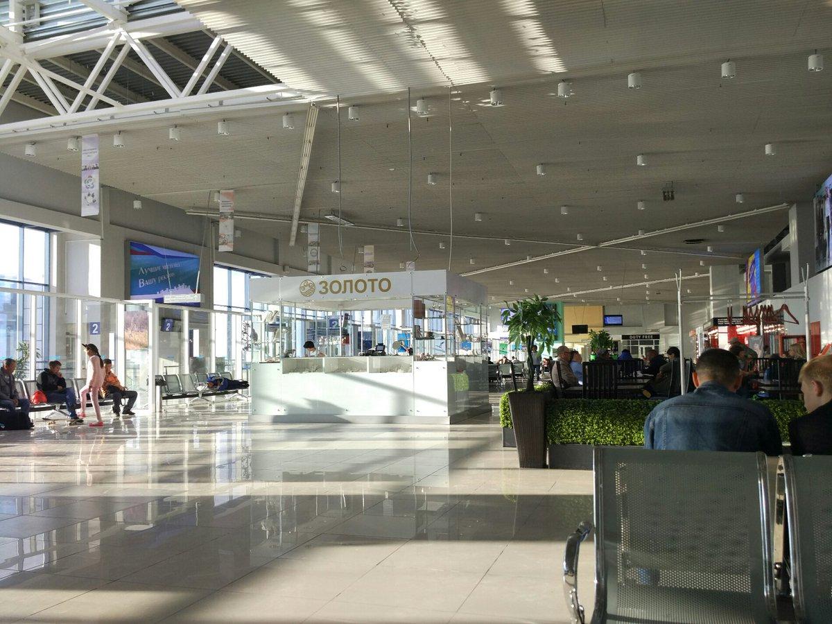 В аэропорту Якутска задержка 8 рейсов