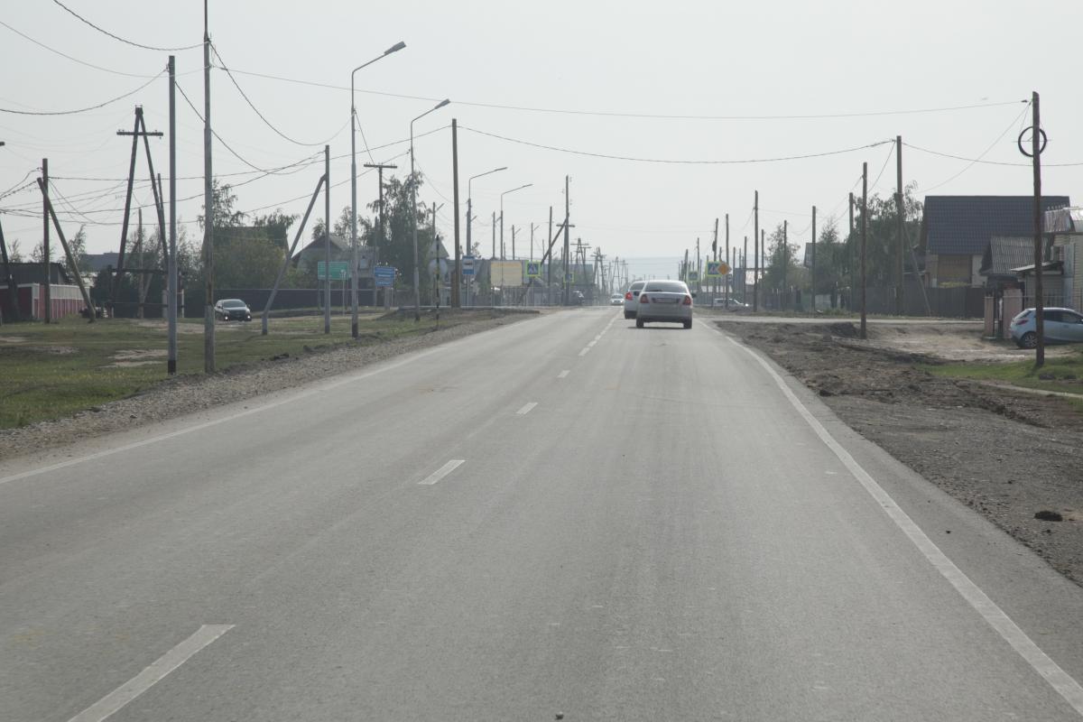 В Якутске завершено асфальтирование 20 улиц