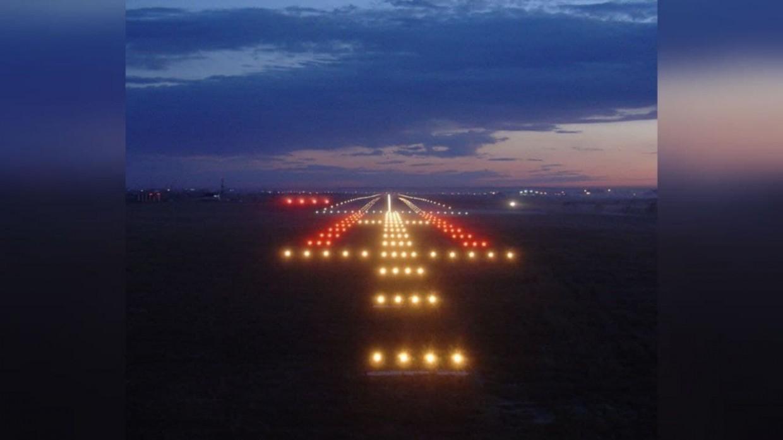 В аэропорту Якутска заработала взлетно-посадочная полоса после реконструкции