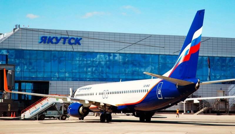 Аэропорт Якутска: надеемся, что «Аэрофлот» возобновит рейсы в Якутск