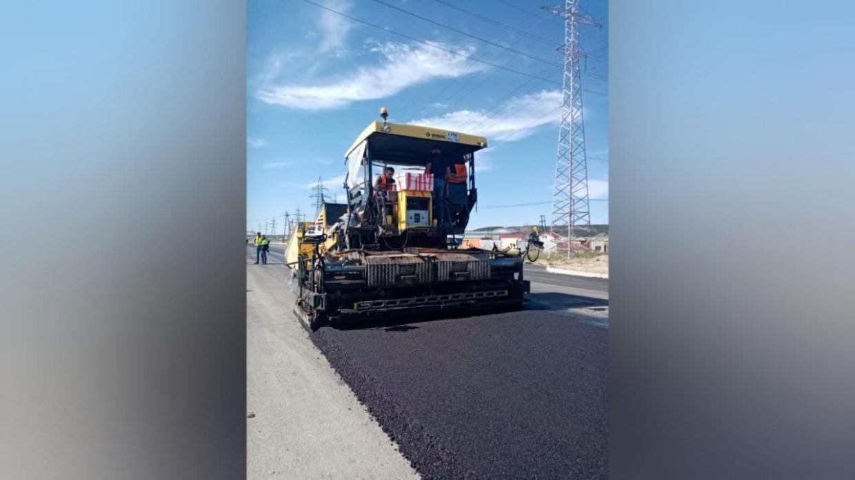 Ремонт дорог в Якутске идет с опережением