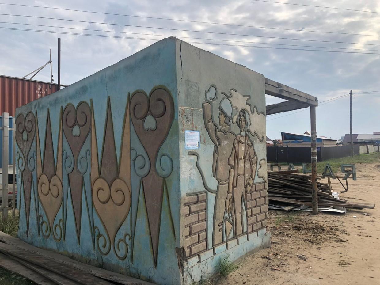 В селе Пригородный восстановят автобусные остановки