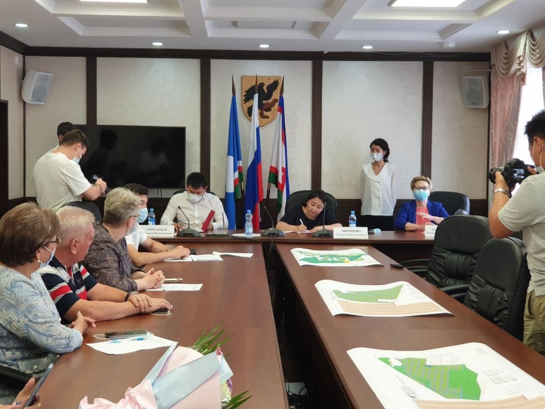 В Якутске федеральные земли выделены под участки для многодетных семей