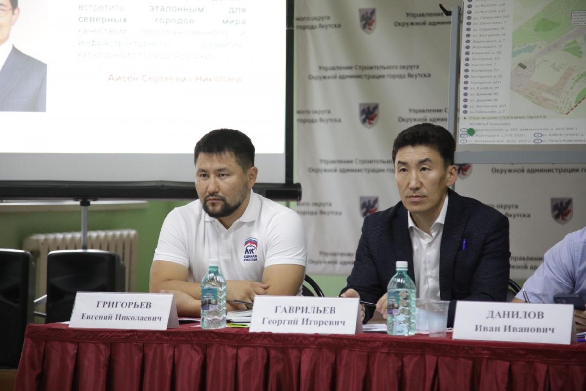 В Строительном округе Якутска в 2021 году признали аварийными 245 многоквартирных домов