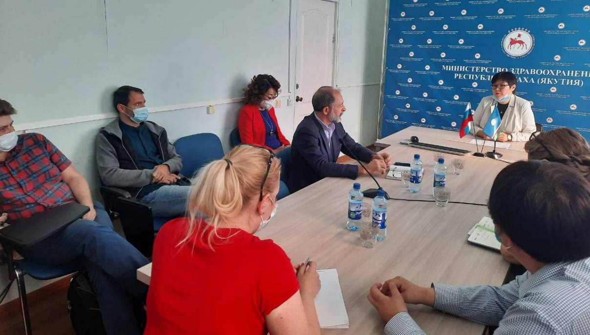 Специалисты Минздрава РФ изучают воздействие дыма на здоровье якутян