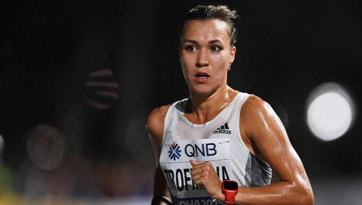 Сардана Трофимова могла бы побороться за олимпийскую медаль в Токио
