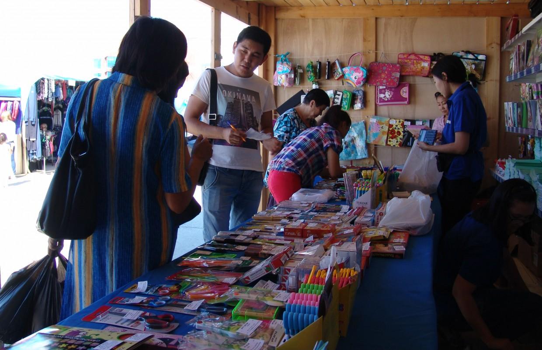 В Якутске пройдет традиционная школьная ярмарка