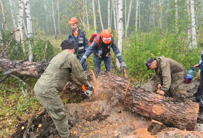 Добровольцы, работавшие на тушении лесных пожаров в Якутии, могут пройти диспансеризацию