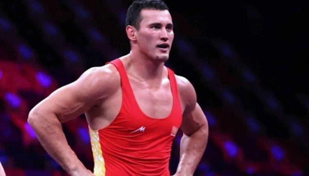 Якутский борец Айаал Лазарев проведет утешительный поединок на Олимпийских играх в Токио