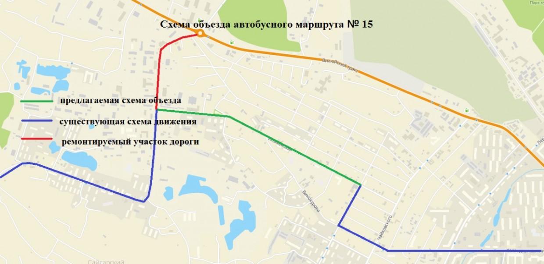 Кольцевая на Вилюйском тракте Якутска будет закрыта частично