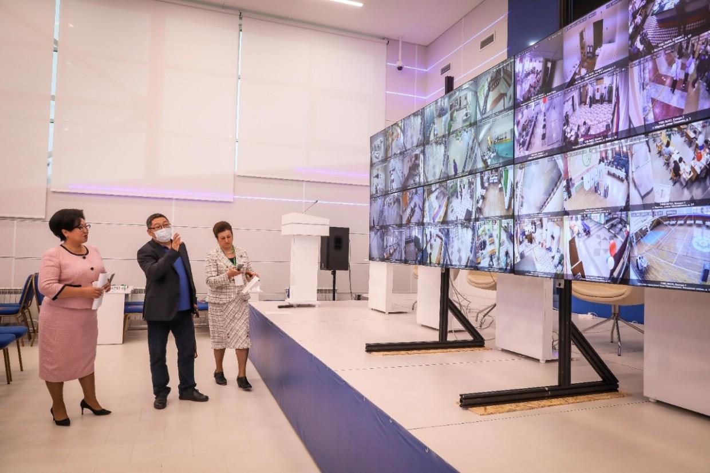 Открылся центр общественного наблюдения за ходом голосования в Якутске