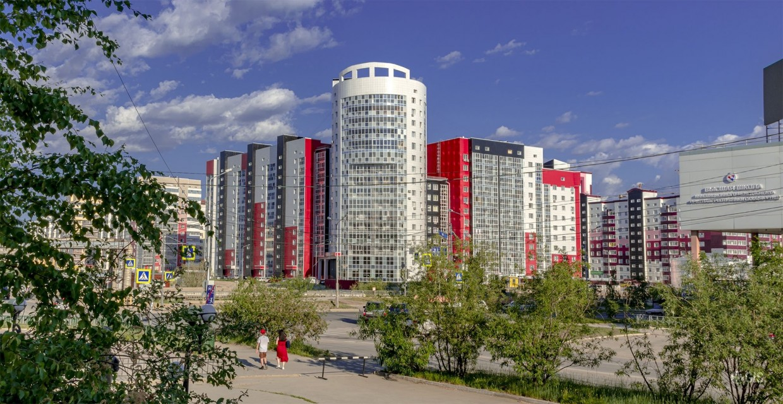 Жители 203 микрорайона Якутска планируют огородить территорию от автовладельцев