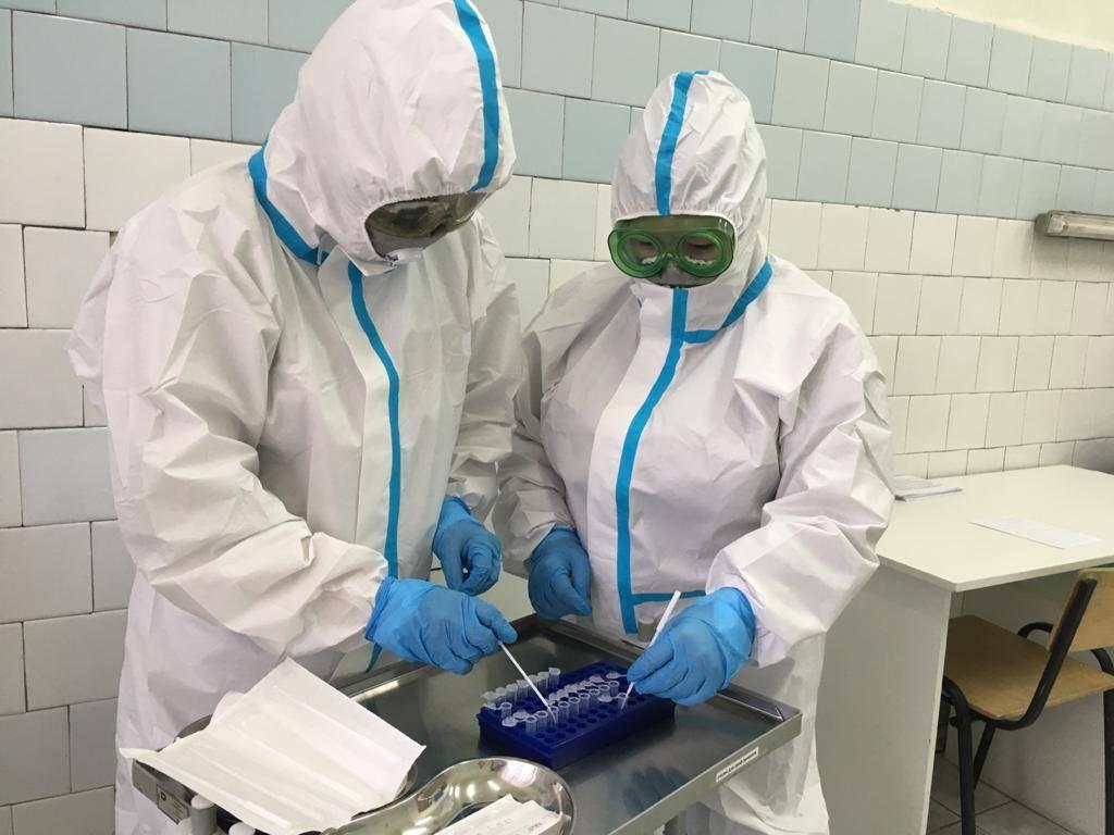 В Якутске 127 новых случаев заражения коронавирусом