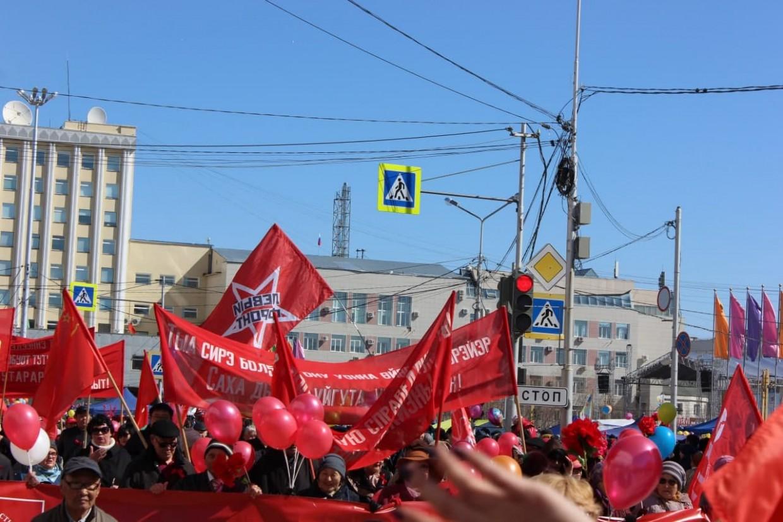 В Якутии коммунисты победили на выборах в Госдуму РФ