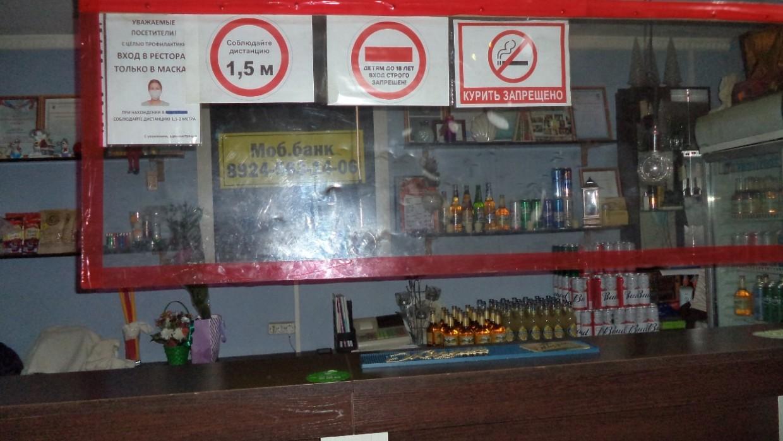 Админкомиссия Якутска изъяла музыкальное оборудование кафе «Шахрисабз»