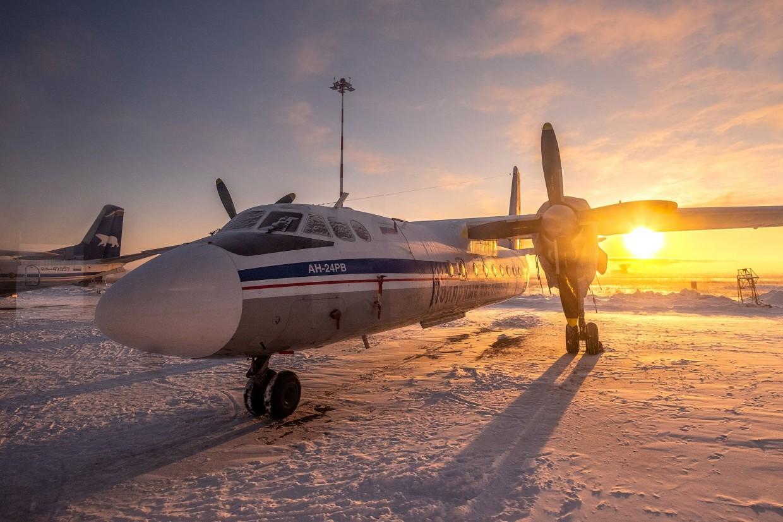 Разбившийся под Хабаровском Ан-26 эксплуатировался 42 года. Такие же самолеты у «Полярных авиалиний» Якутии