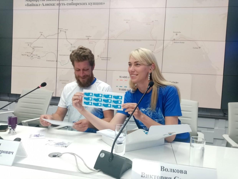 Участники экспедиции «Байкал-Аляска» отправят почтовые письма в Иркутск из Якутска