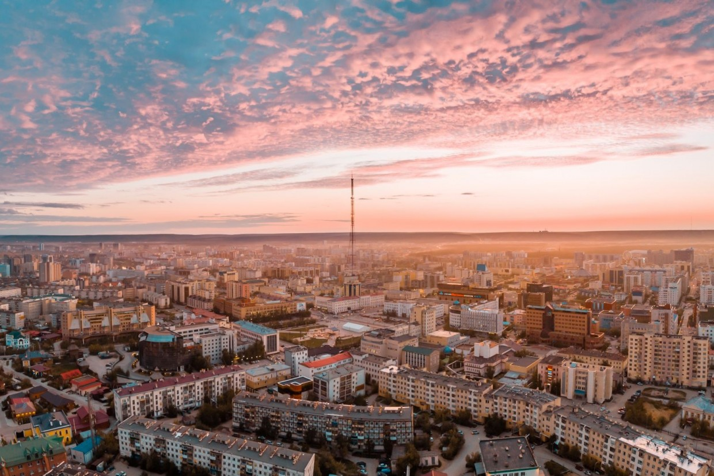 В День города откроют теплые остановки, воркаут-площадки в Якутске