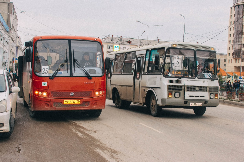 В Якутске 169 водителей автобуса получили вакцину от коронавируса