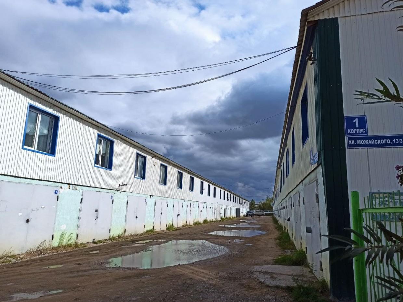 Жильцы «гаражных домов» на Можайского Якутска рискуют остаться на улице