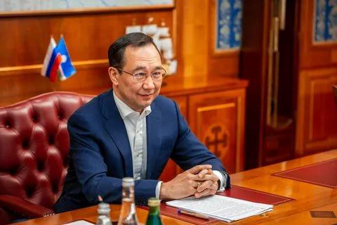 ЦУР объявил сбор вопросов к прямой линии главы Якутии