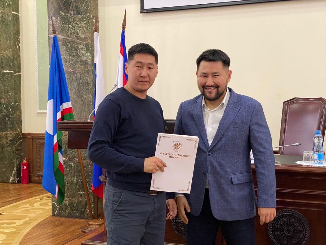 В Якутске наградили работников сельского хозяйства