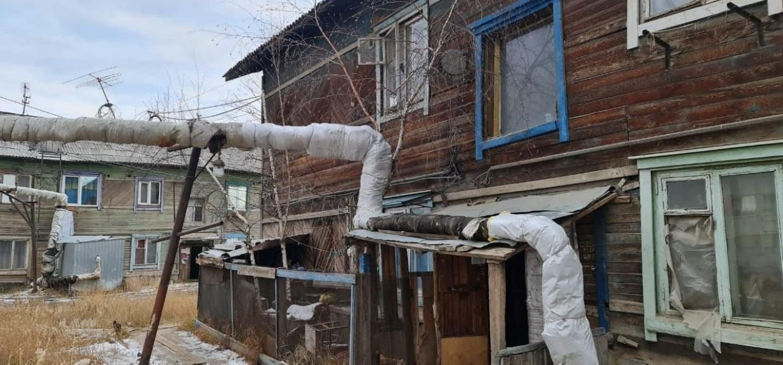 «Теплоэнергия» сделала работу за управляющую компанию «Юнион» в Якутске