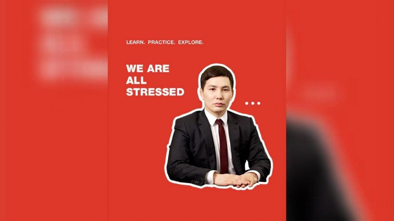 Школа английского языка пояснила рекламный пост с фотографией Виктора Лебедева