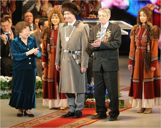 "Айсен Николаев: ""Ваше доверие оправдаю!"""