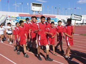 Спартакиада учащихся - залог будущих побед