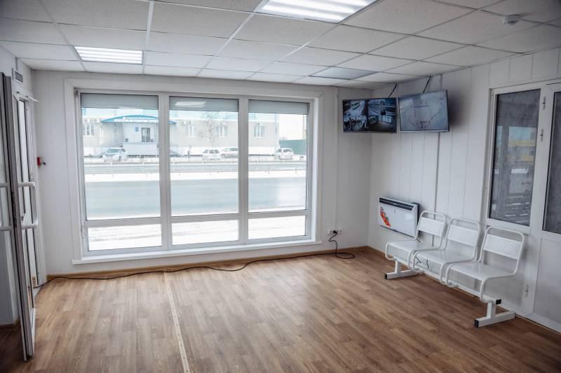 В новых теплых остановках в Якутске будут размещены общественные туалеты