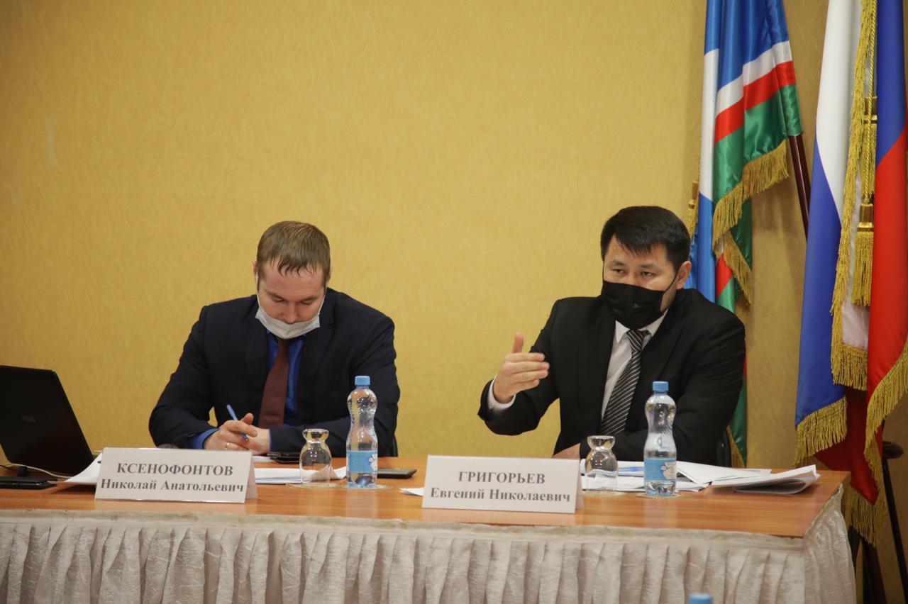 Евгений Григорьев: «В Мархе необходимо массово признавать дома аварийными»