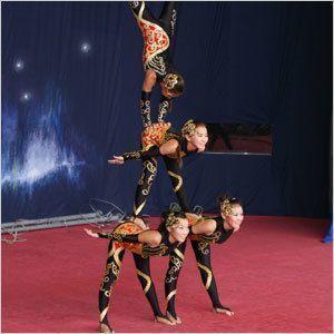Саха цирк зовет в Шанхай